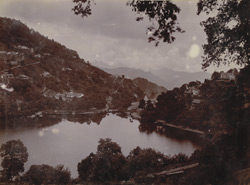 General view of the south end of Naini Tal Lake 752847